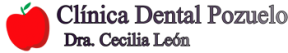 Logo Clínica Dental Pozuelo de la Dra León